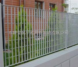 格栅板围墙