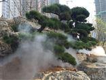 亳州景区人造雾系统
