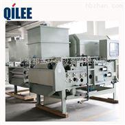 QTB-750-食品化工水處理旋轉滾筒濃縮帶式壓濾機