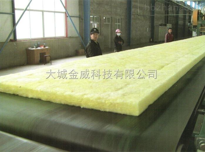 泊头市钢结构玻璃棉批发价格