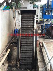 食品厂机械格栅除污机/不锈钢格栅机