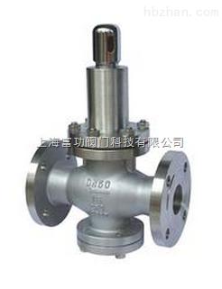 不锈钢气体减压阀Y42X-16P Y42X-25P