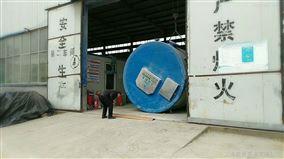 智能型一体化雨水处理预制泵站