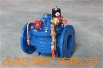 600X电动控制阀/专业制造