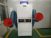 TB-150-5-3.7KW脉冲反吹柜式集尘机-气缸震尘柜式吸尘器