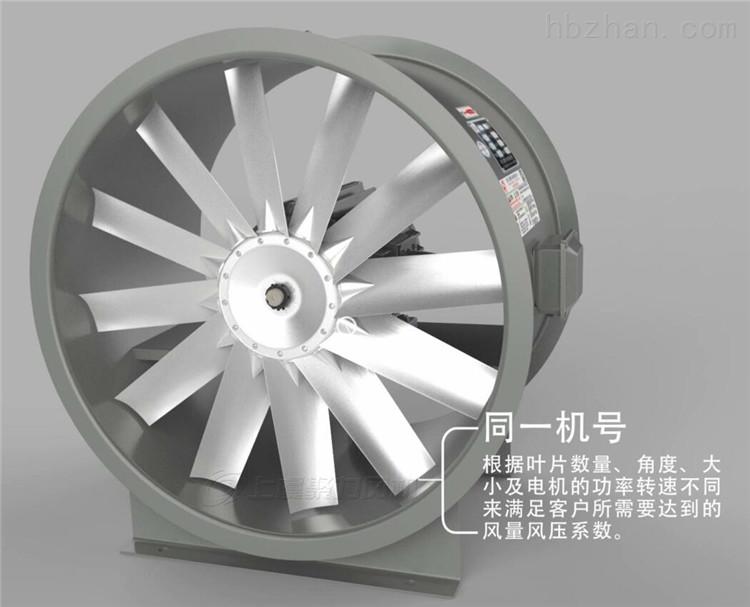 FZ35-11型高效低噪声大风量轴流风机