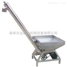 大倾角粉剂螺旋提料机 直连电机稳定高效