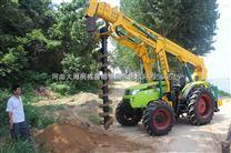扬州我爱发明挖坑机大海机械产品