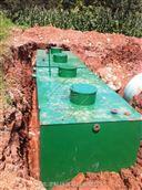 都匀地埋式污水处理厂家加工设施