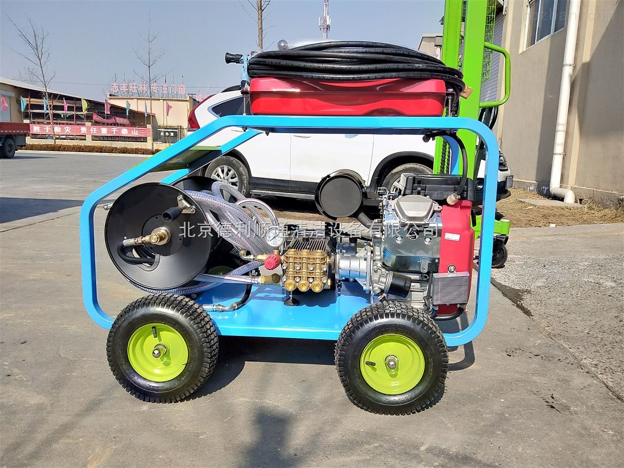 管道高压清洗机DL1750