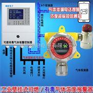 固定式氟化氫報警器,可燃氣體探測器安裝使用說明