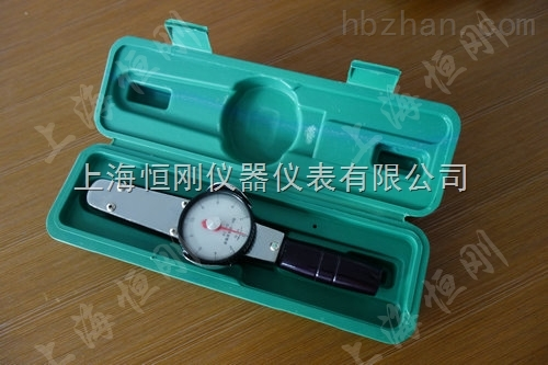 汽车螺栓检测用的0~50N.m表盘式扭力扳手