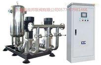 永嘉良邦变频调速恒压二次加压供水设备