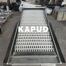 电动污水处理机械格栅除污机 清污机