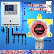 烤漆房甲苯泄漏報警器,煤氣泄漏報警器可以接PLC係統嗎?