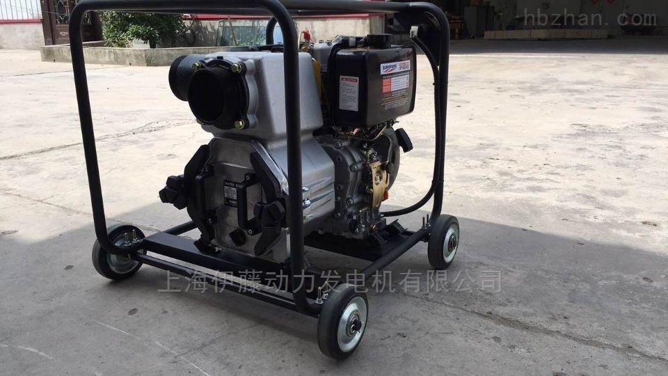 伊藤4寸柴油机泥浆泵
