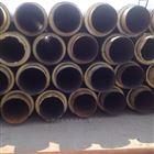 河北乐发国际娱乐聚氨酯直埋保温管环保紧张生产中