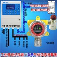 工业罐区二氯甲烷气体报警器,煤气浓度报警器的检测原理和安装说明