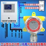 煉鋼廠車間氫氣檢測報警器,點型可燃氣體探測器可以接PLC係統嗎?