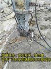 地基岩石破碎机成都裂石机新价格