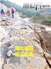 地基岩石静态膨胀裂石机三明破石机厂家