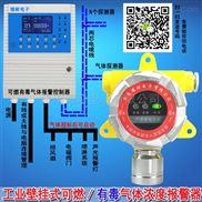 化工厂厂房二氧化碳气体报警器,气体探测仪如何调试和安装