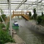 大棚苗圃园艺种植人造雾高压雾化加湿系统