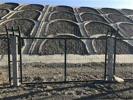 防护栅栏铁网
