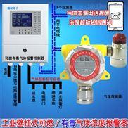 学校餐厅液化气检测报警器,气体探测仪器为什么一直报警?