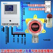 化工廠倉庫一氧化碳泄漏報警器,毒性氣體探測器如何調試和安裝
