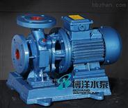 ISW型卧式单机单吸离心泵