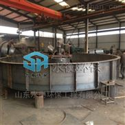 高效碳钢浅层气浮机 造纸厂污水处理设备