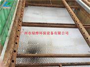 广州斜板填料|PP蜂窝斜管填料