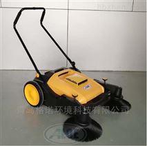 車間用無動力手推式掃地機