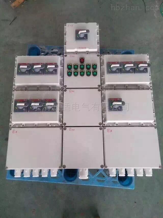 bxm(d)工业照明防爆配电箱厂