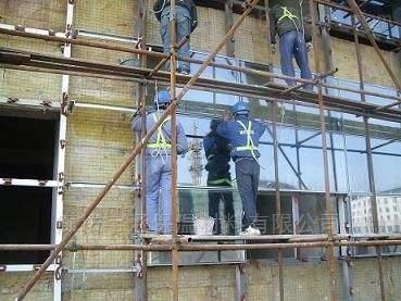 屋面防火岩棉板