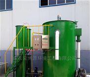 竖流式溶气气浮机 电镀污水处理设备