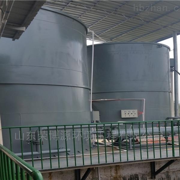 竖流式溶气气浮机皮革污水处理设备钢质结构