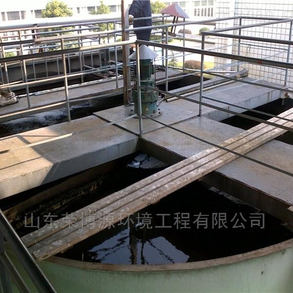 浅层气浮高效 荣博源环保气浮生产污水设备