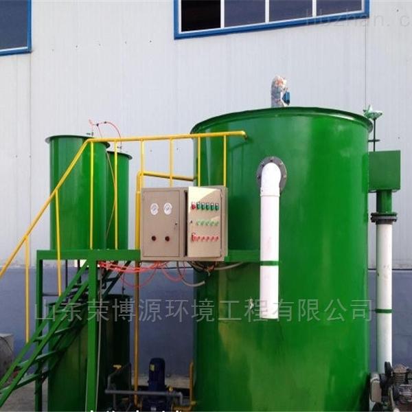 竖流式气浮机溶气气浮污水处理机价格
