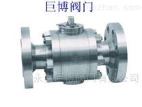 Q41H鍛鋼三片式硬密封球閥/廠家報價