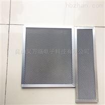 纳米光触媒催化板二氧化钛铝基蜂窝过滤网