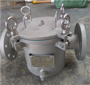 磁性不锈钢管道过滤器专业定制