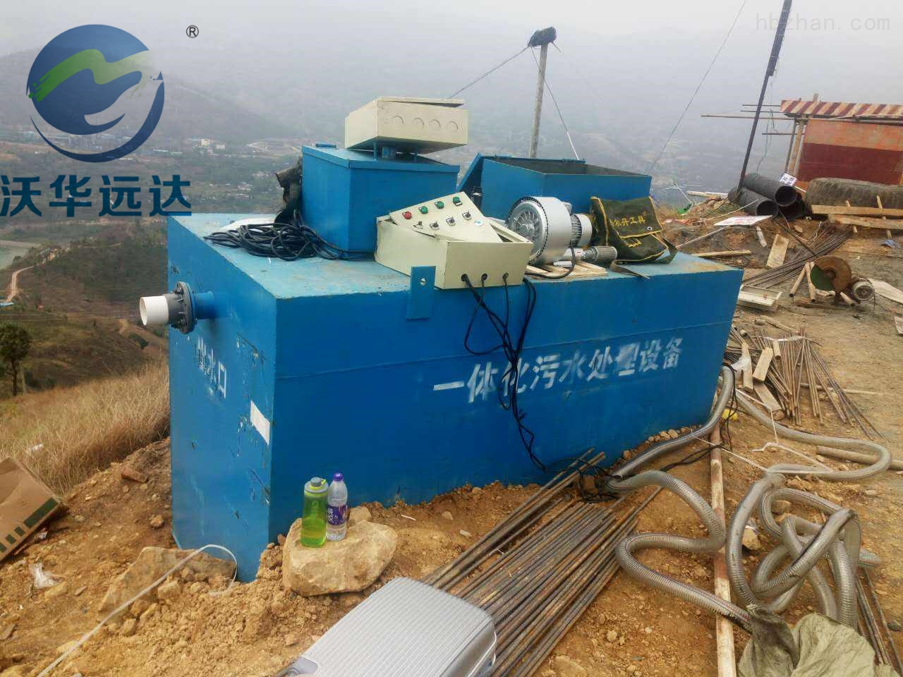 新农村小型生活污水处理设备价格表