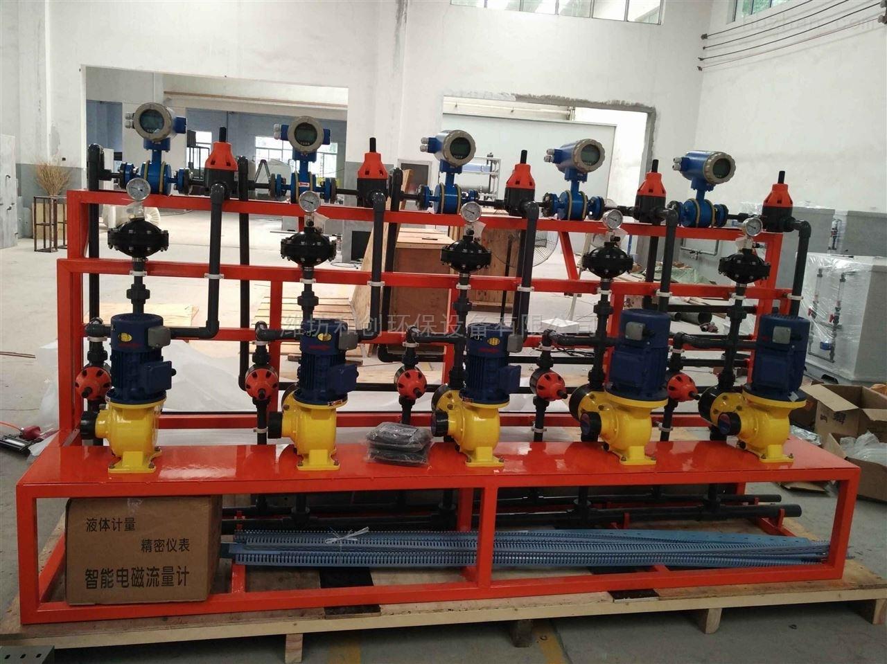 杭州高浓度电解盐水次氯酸钠发生器加氯设备