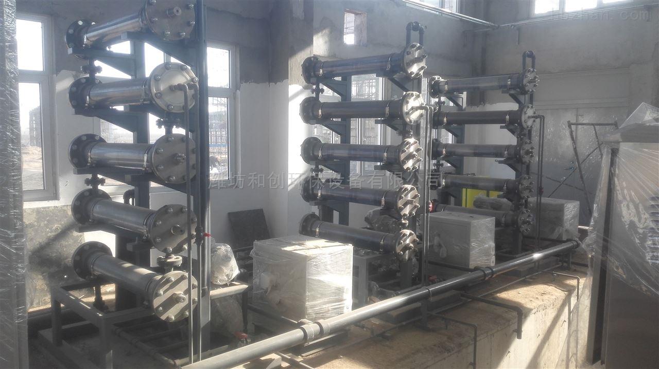 荆门市大型电解次氯酸钠发生器注意事项