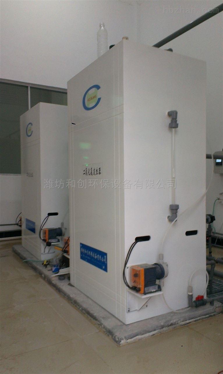 石家庄污水消毒正压式50g二氧化氯发生器