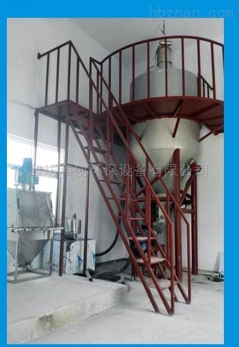 粉末活性炭投加系统原理结构