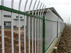 厂家直销校园防攀爬单向枪头锌钢护栏网