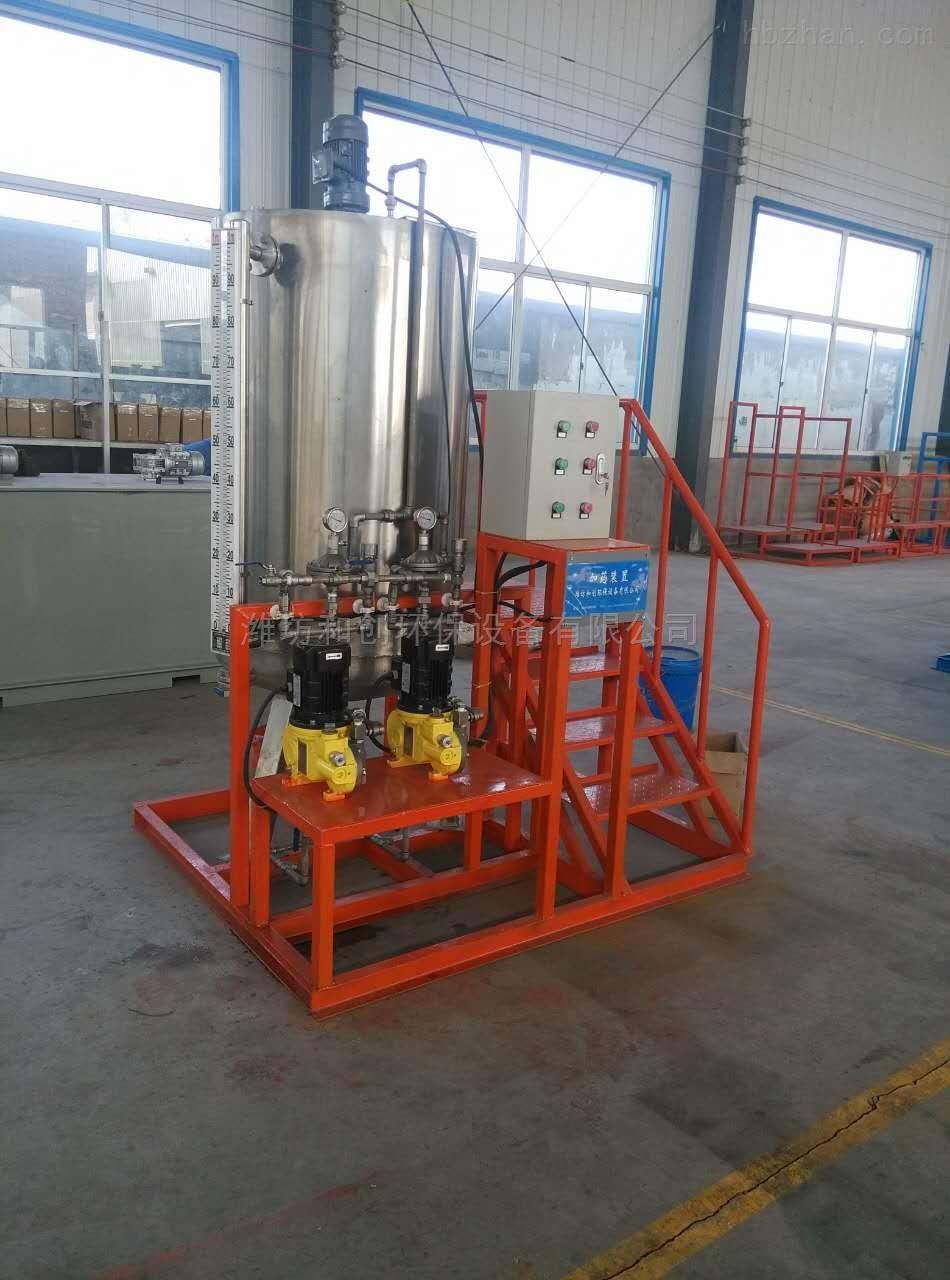 自动化加药装置厂家/河北PAC投加设备